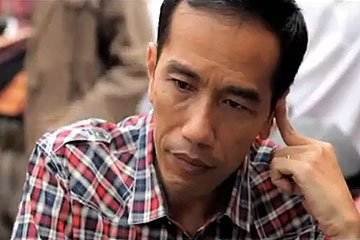 Jokowi's victory is a regional one