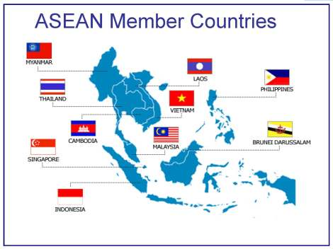 Why ASEAN's integration is through the economic route
