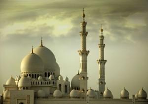 Sheikh-Zayed-Mosque-in-Abu-Dhabi-United-Arab-Emirates