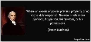 MAdison quote