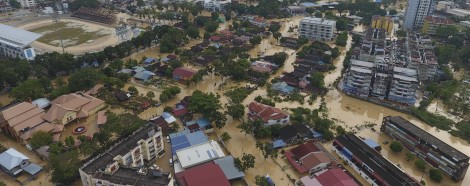 What the Penang Floods Say about Malaysian Politics (and It's Not Just about ClimateChange)