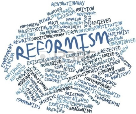 Limiting the political class should be the ultimate goal for reformists